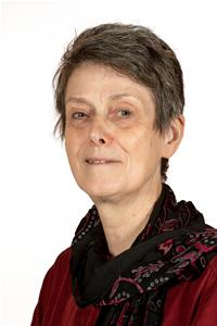 Councillor Sally Littlejohn